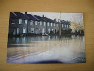 Flooding in South Woodford, Essex