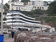 Apartments for sale along Torquay Sea front.